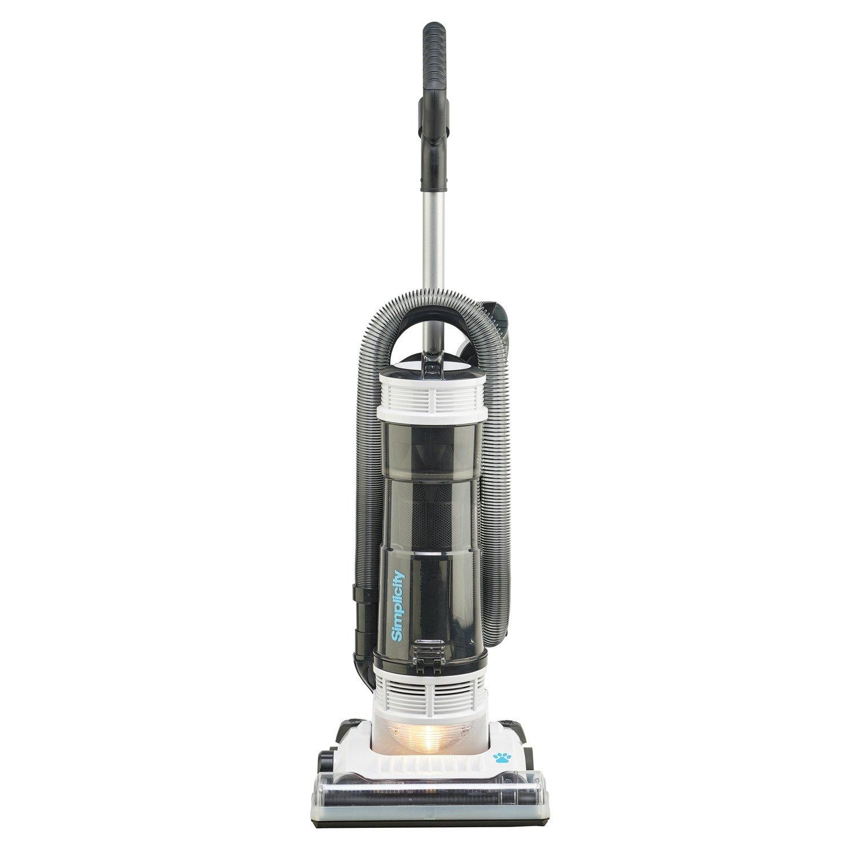 Simplicity S20PET Upright Vacuum - Bagless