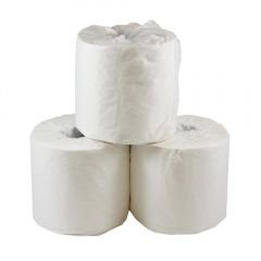 Toilet Paper - 2 Ply - 500 Sheets/Roll - Individually Wrapped