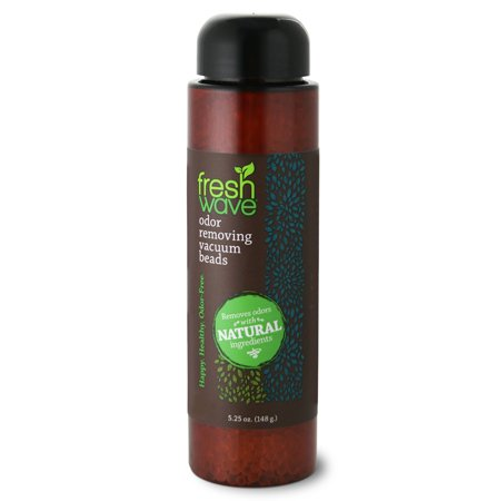 Fresh Wave odor removing vacuum beads  Natural scent