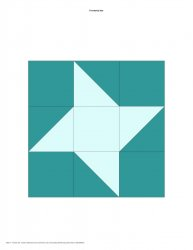 Picture of Friendship Star Block