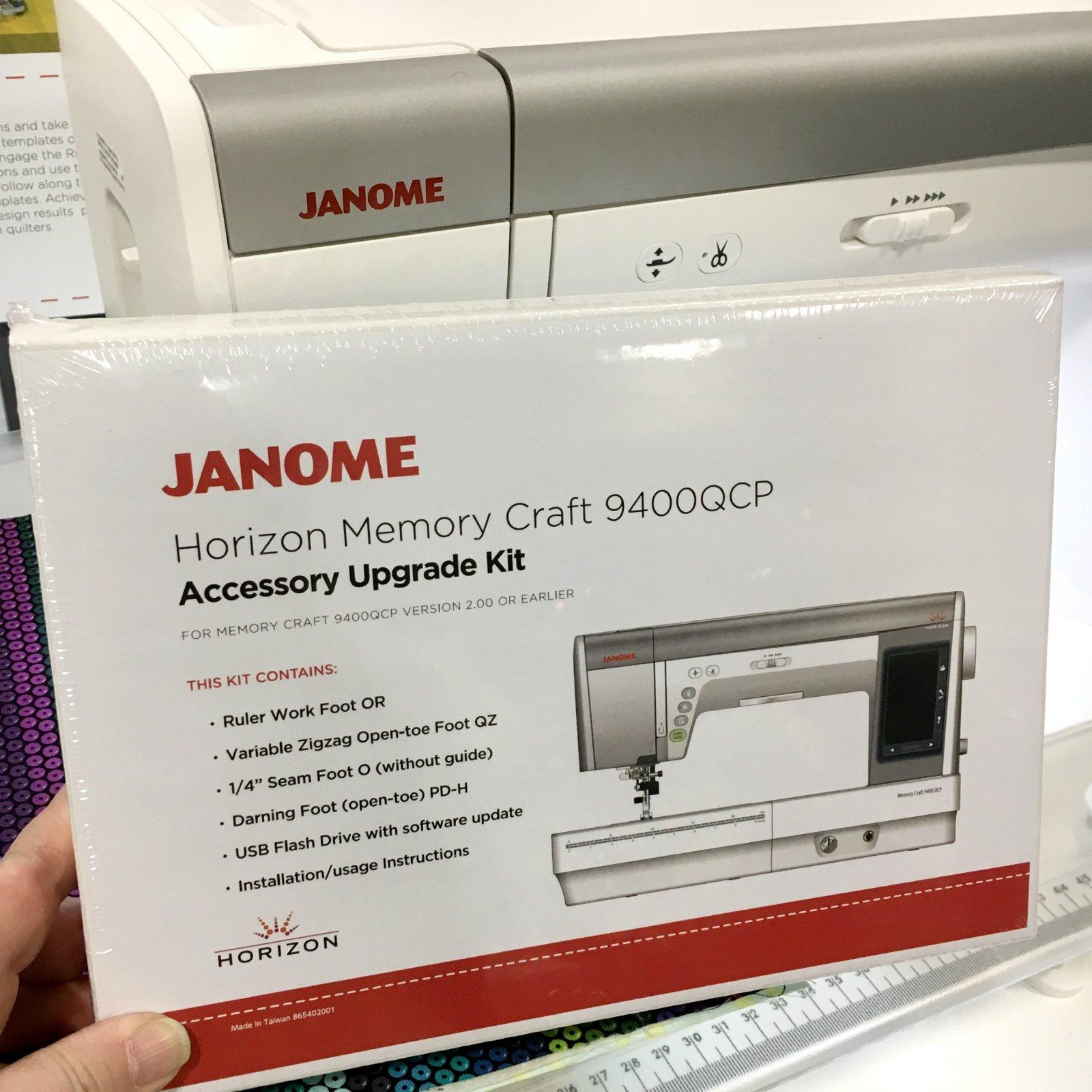 Janome 9400 Upgrade Kit