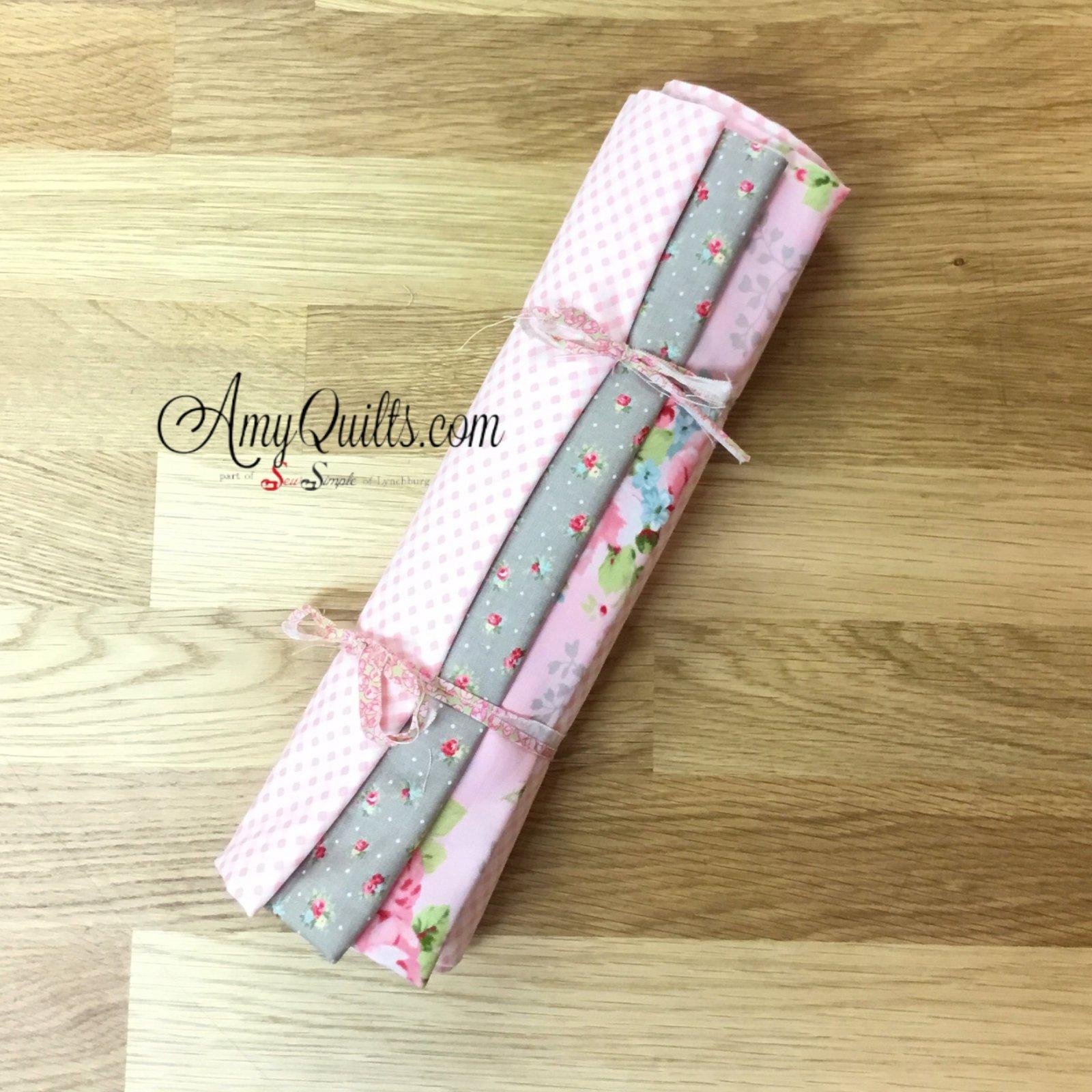 3 Yard Quilt Bundle - Amberley