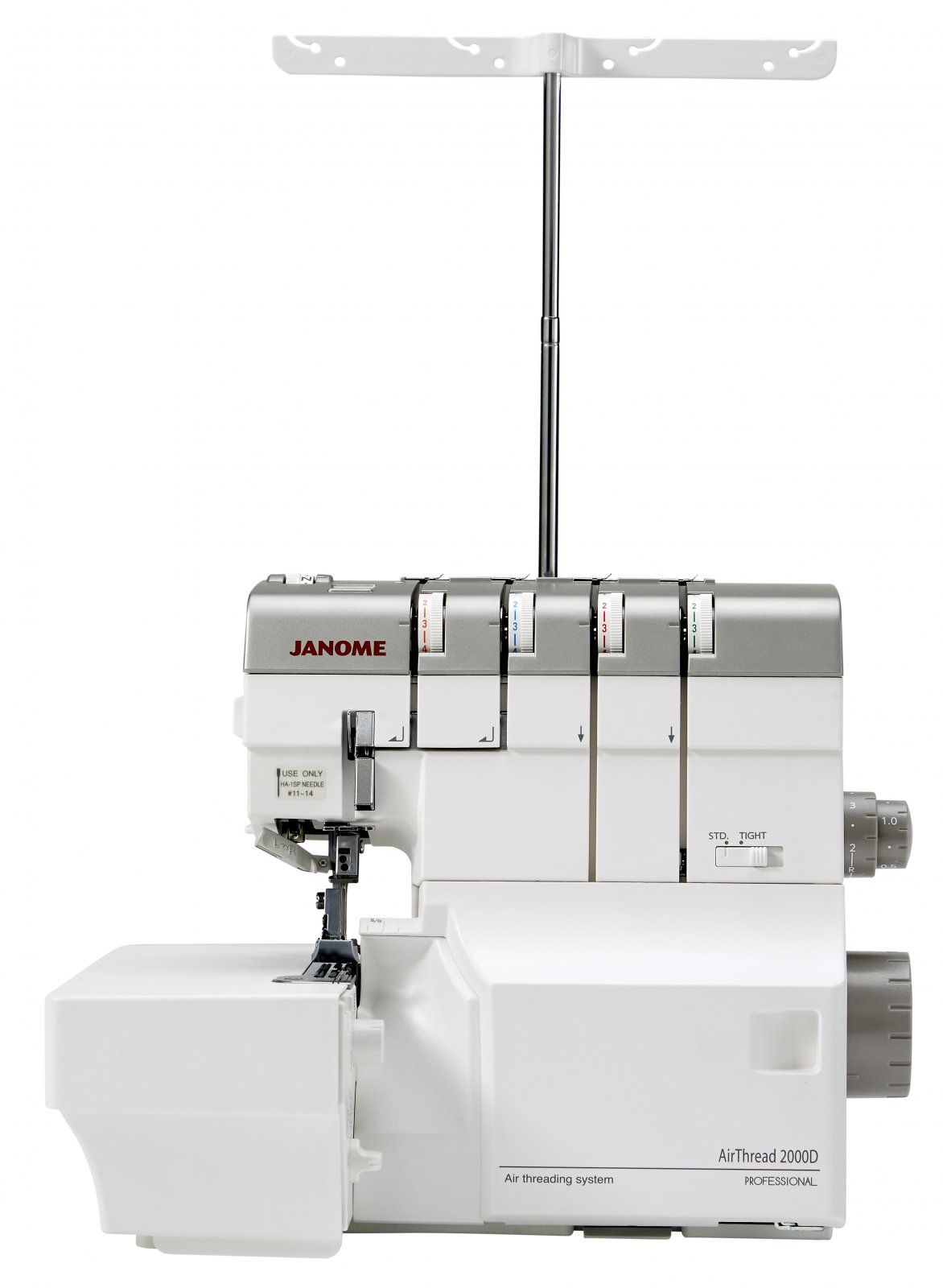 Janome AT2000D Air Threading Seger