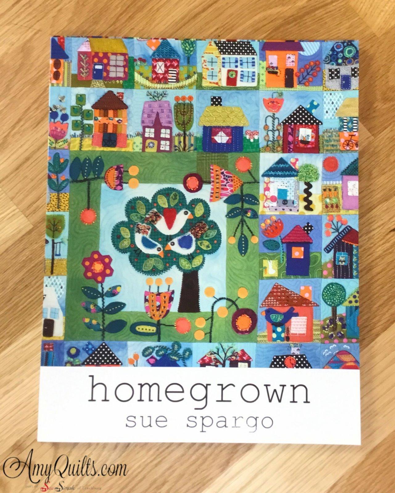 Sue Spargo Homegrown