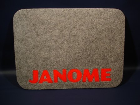 Janome Sewing Machine Mat 24 x 14.5 inches