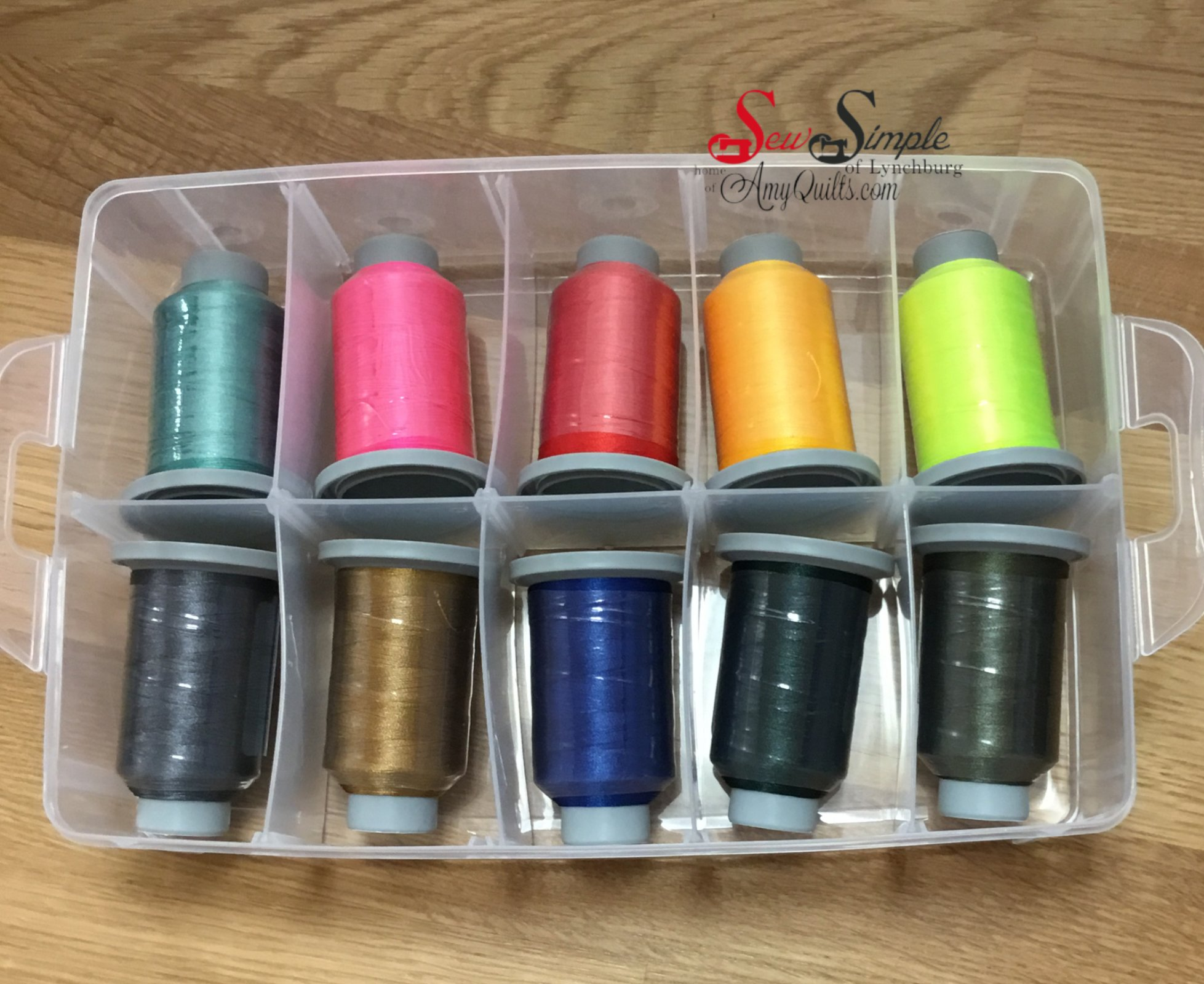 Glide Thread Kit of the Month