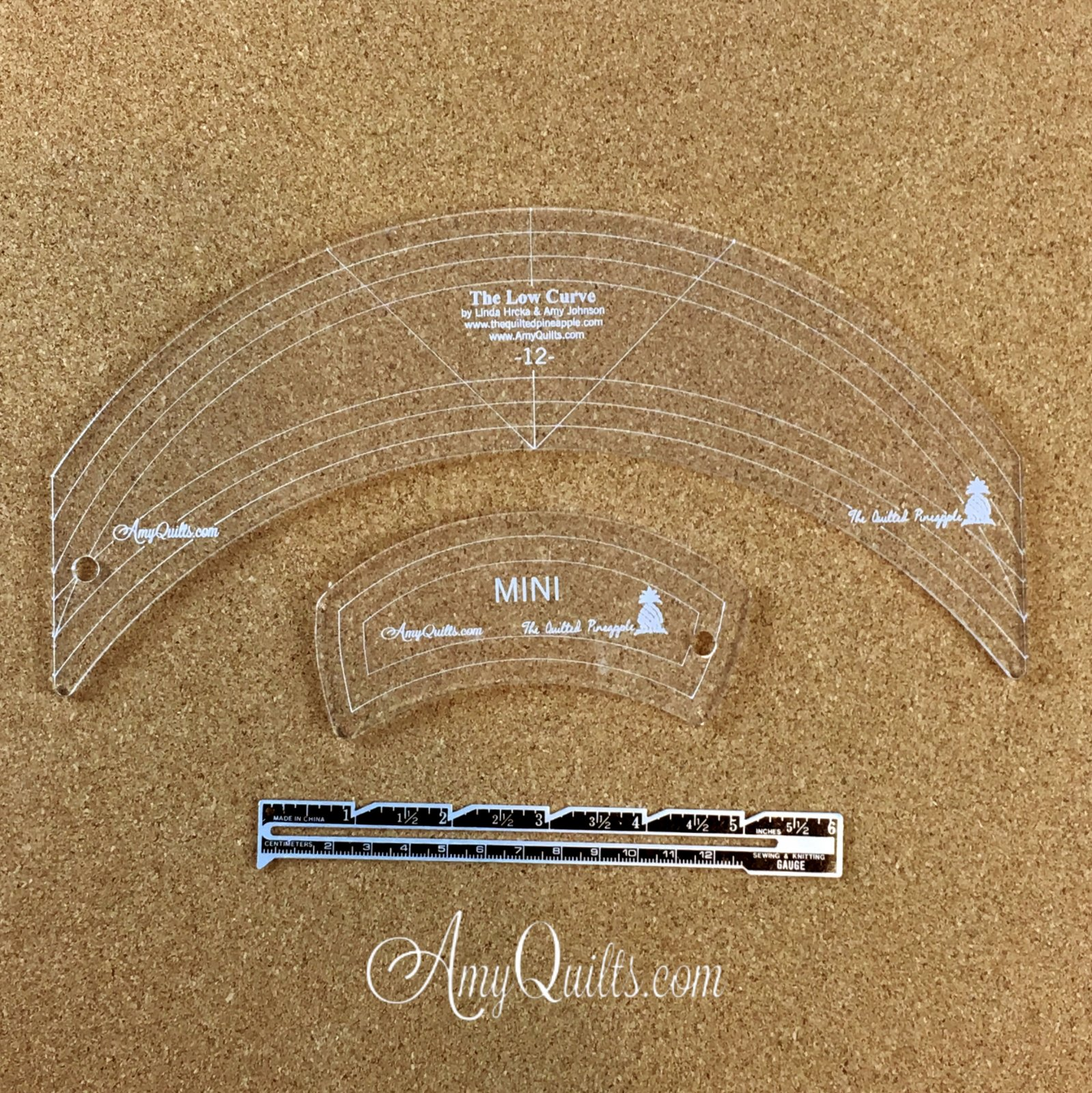 Low Curve Combo Starter Set