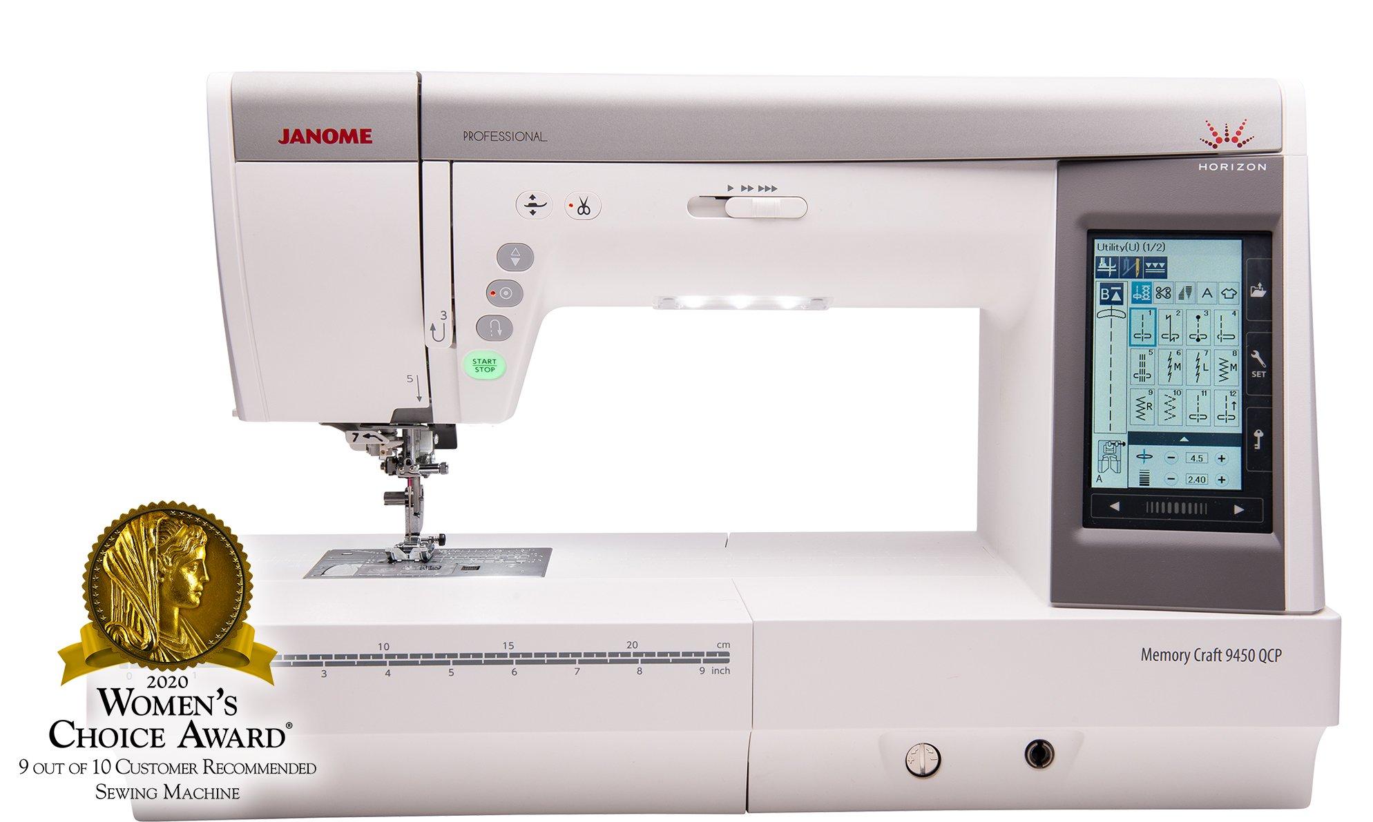 Janome MC 9450 QCP