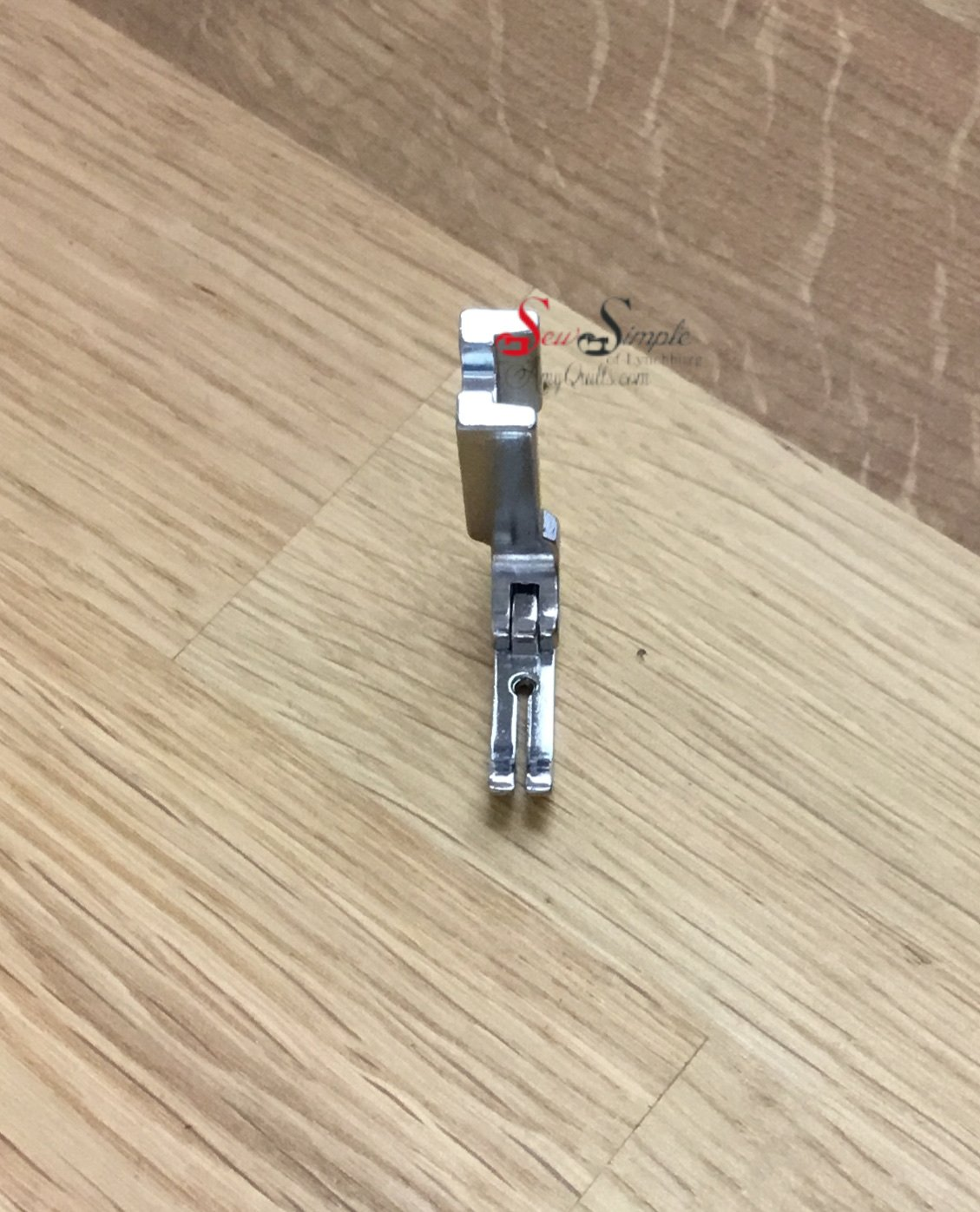 Janome Narrow Straight Stitch Foot for DB Hook Models