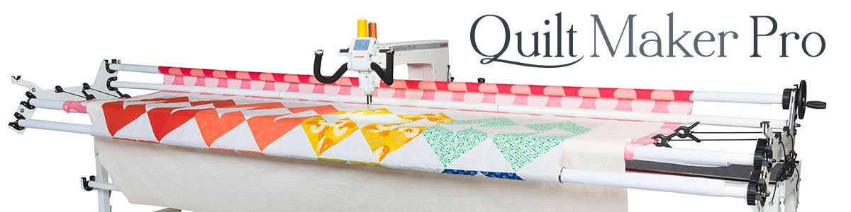 Janome Quilt Maker Pro 18 (without robotics)