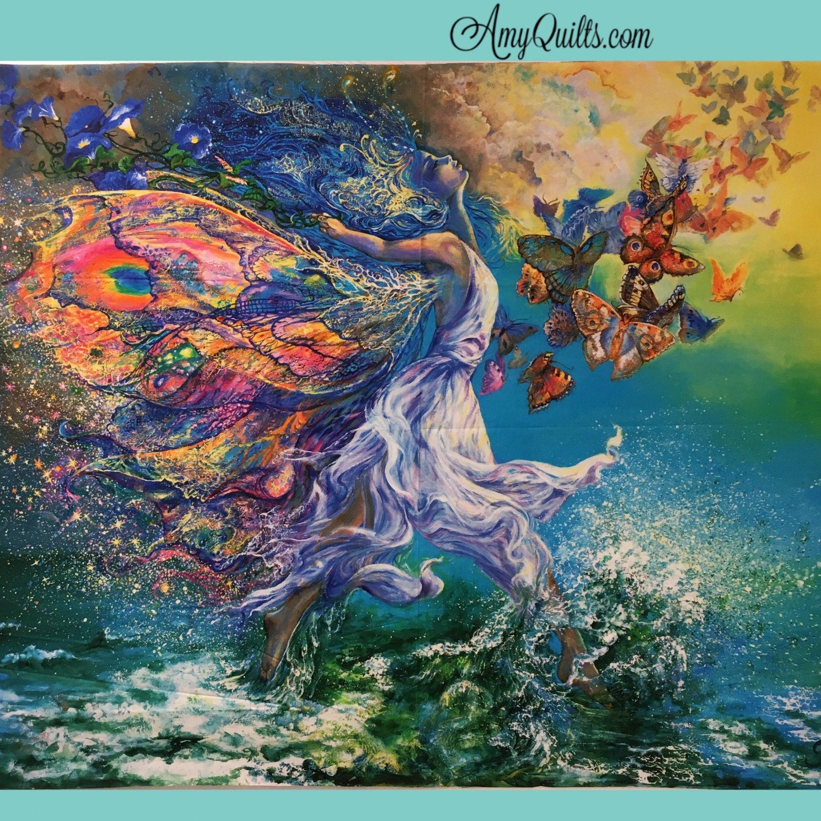 Wings of Joy Panel