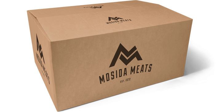 Custom Steak Box