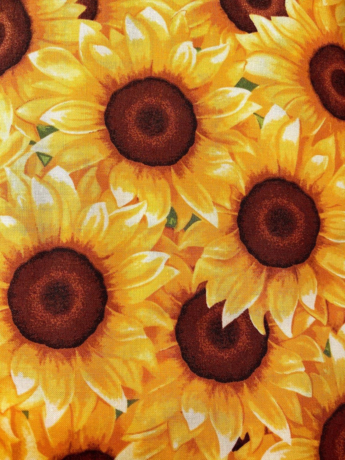 Sunny Sunflowers 5570-44