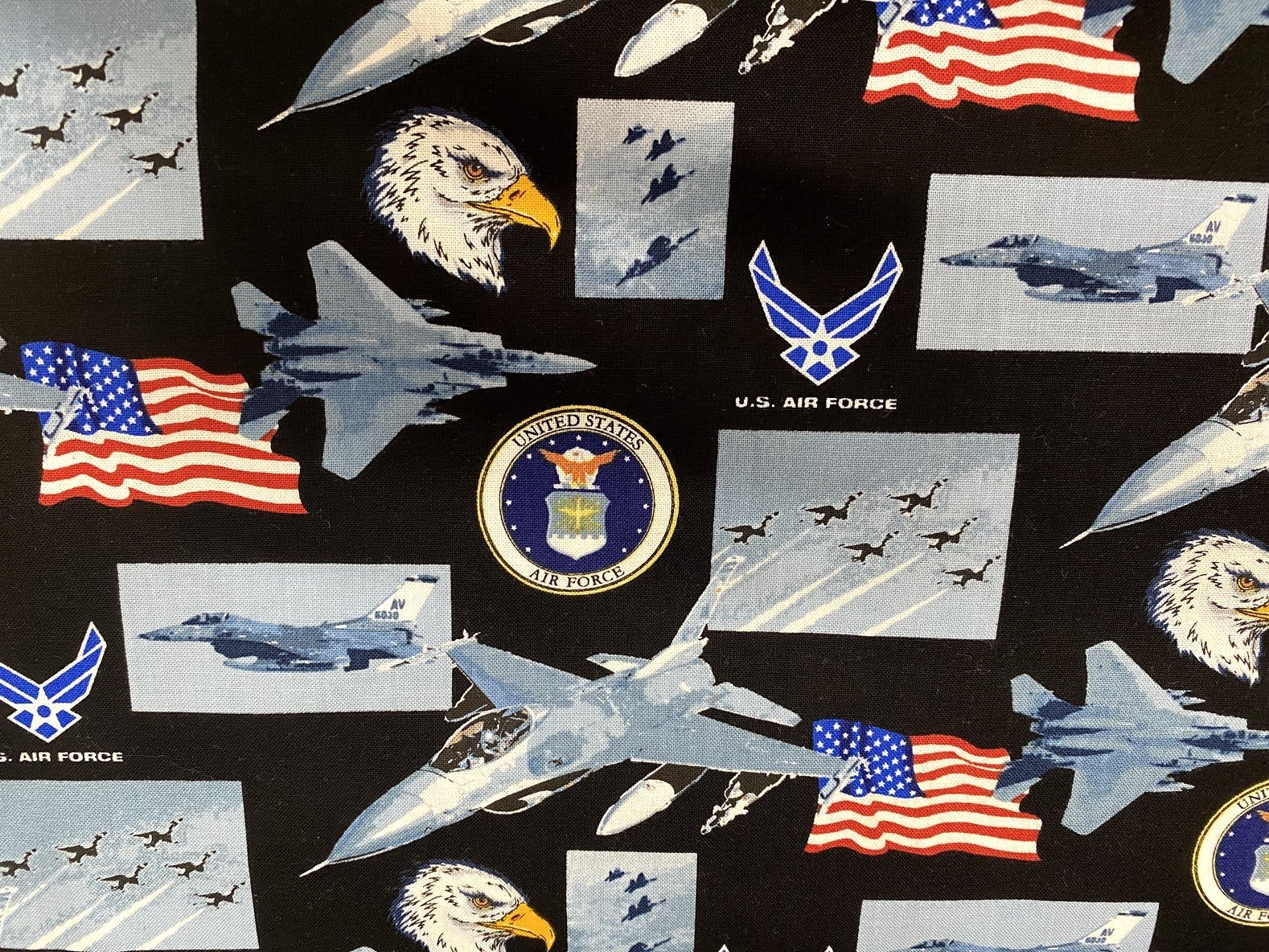 US Air Force All Over