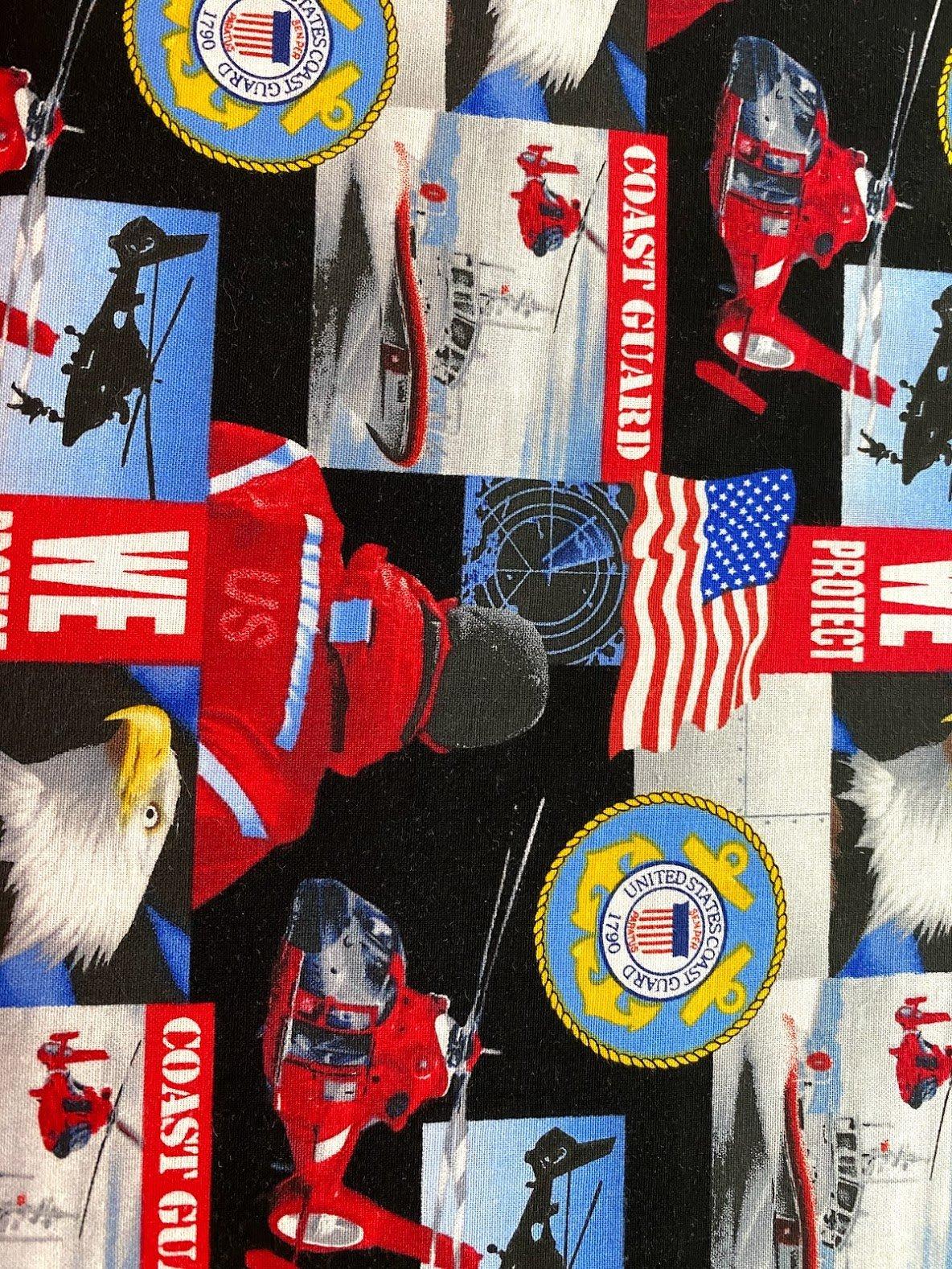 Coast Guard Military Prints