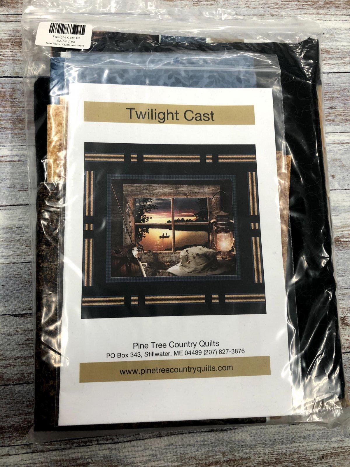 Twilight Cast kit