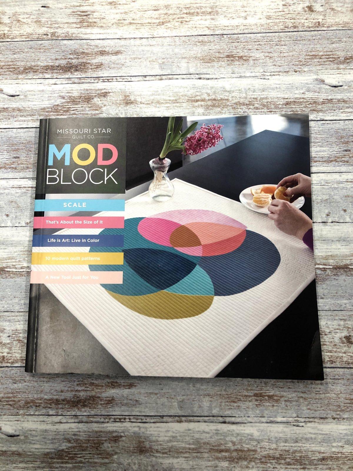 Missouri Star MODBlock 2018 Vol 4
