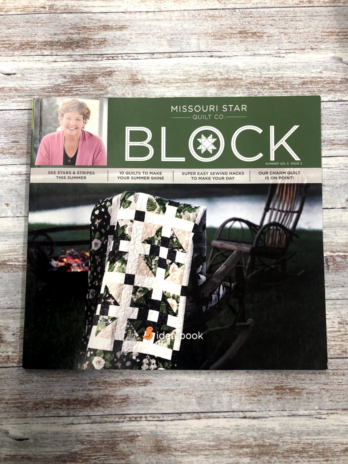 Missouri Star Block Summer 2018 Vol 5 Issue 3