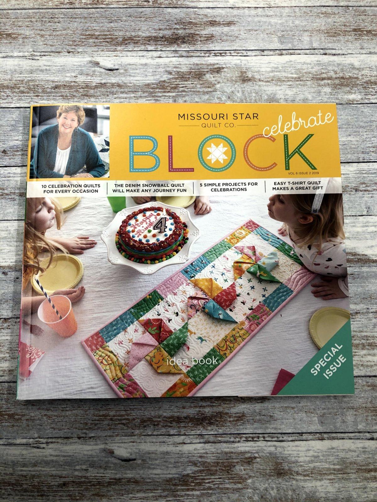 Missouri Star Block 2019 Vol 6 Issue 2