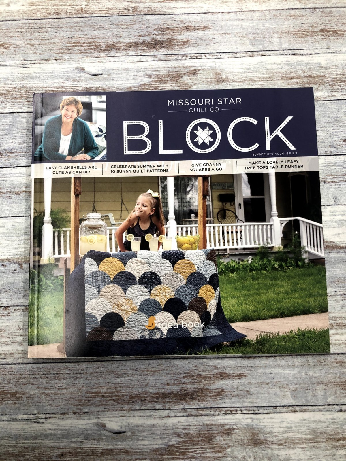 Missouri Star Block Summer 2019 Vol 6 Issue 3