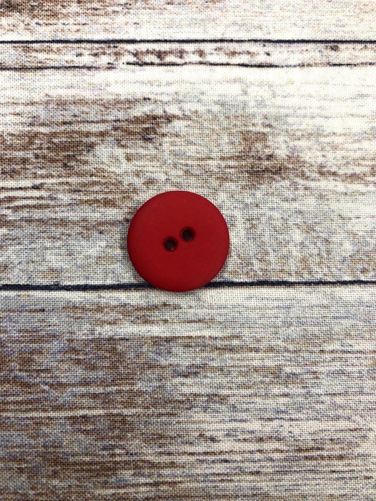 Dill-Button Reg Red