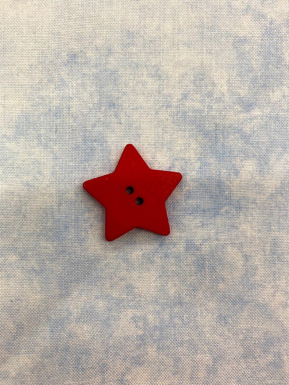 Dill-Buttons Red Star