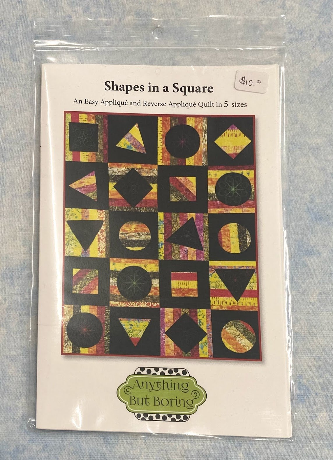 Shapes in a Square