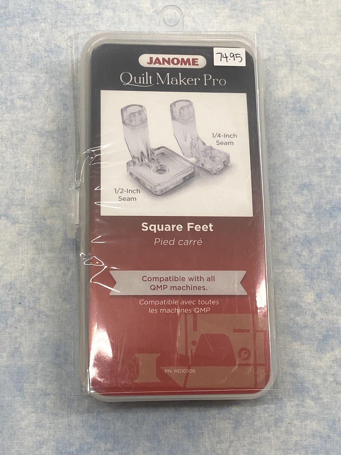 Square Feet Set