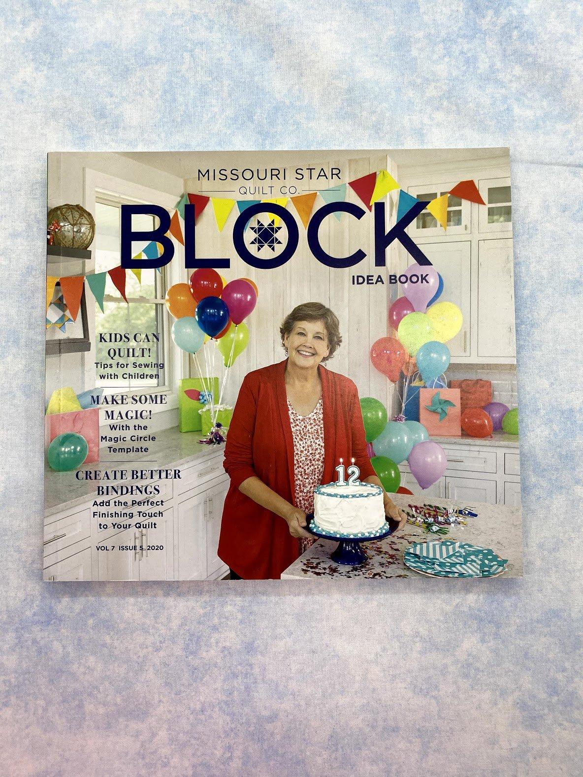 Missouri Star Block Vol 7 Issue 5 2020