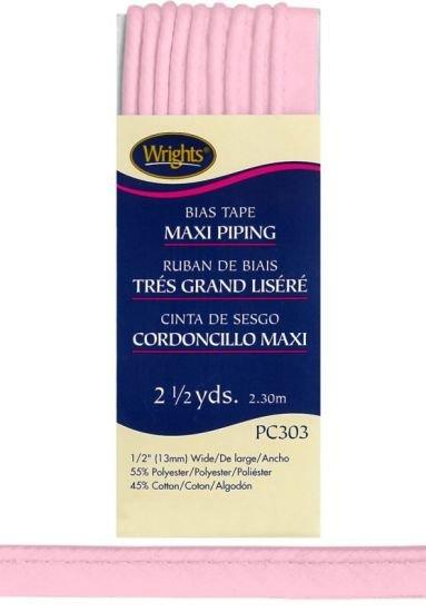 Maxi Piping Pink