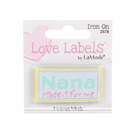 Lovelabels Designed By Nana