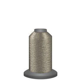 Glisten Metallic Pure Silver 670M Mini Spool