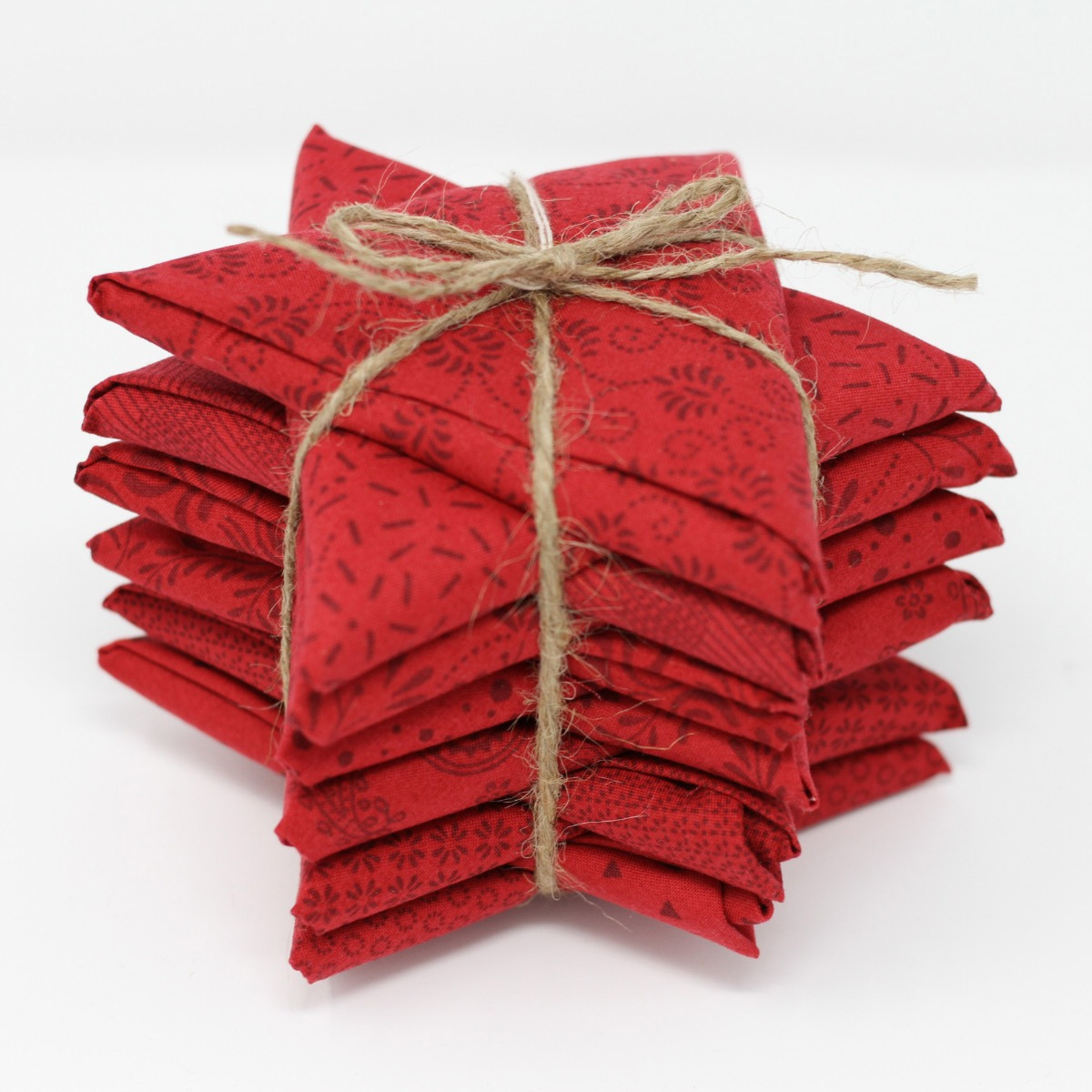 12FQB Essentials Red