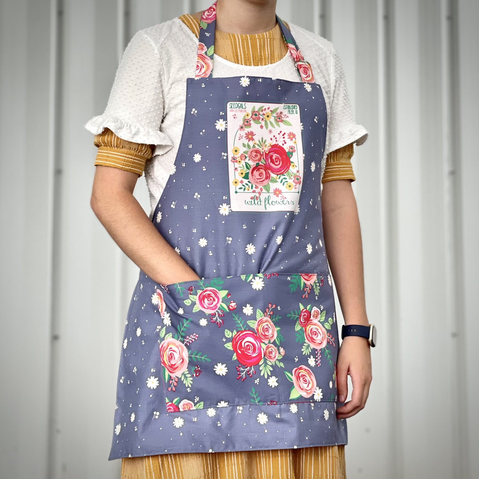 Poppy and Posey Apron Kit