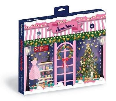 Hemline Advent Calendar Box of Notions