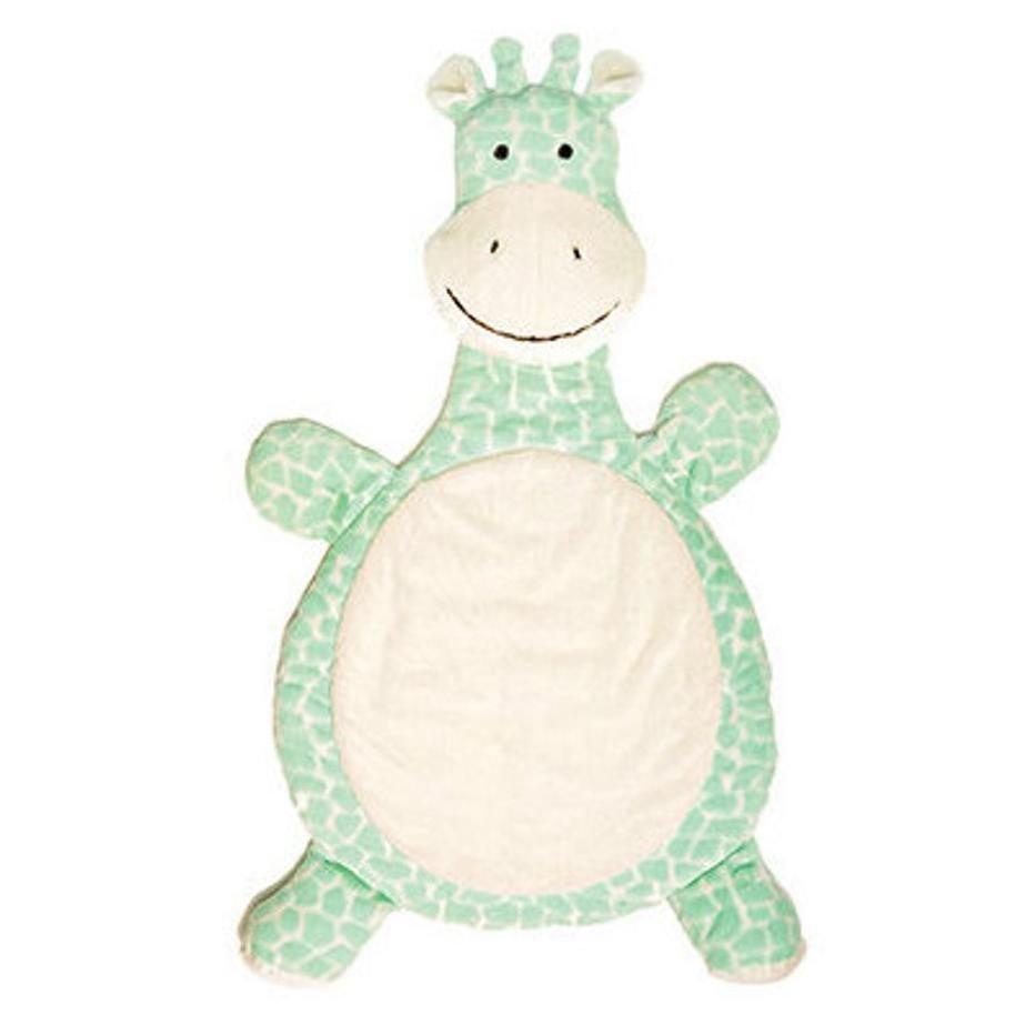 My Bubba Giraffe Kit Aqua 42 Stuffed Giraffe Mat Opal