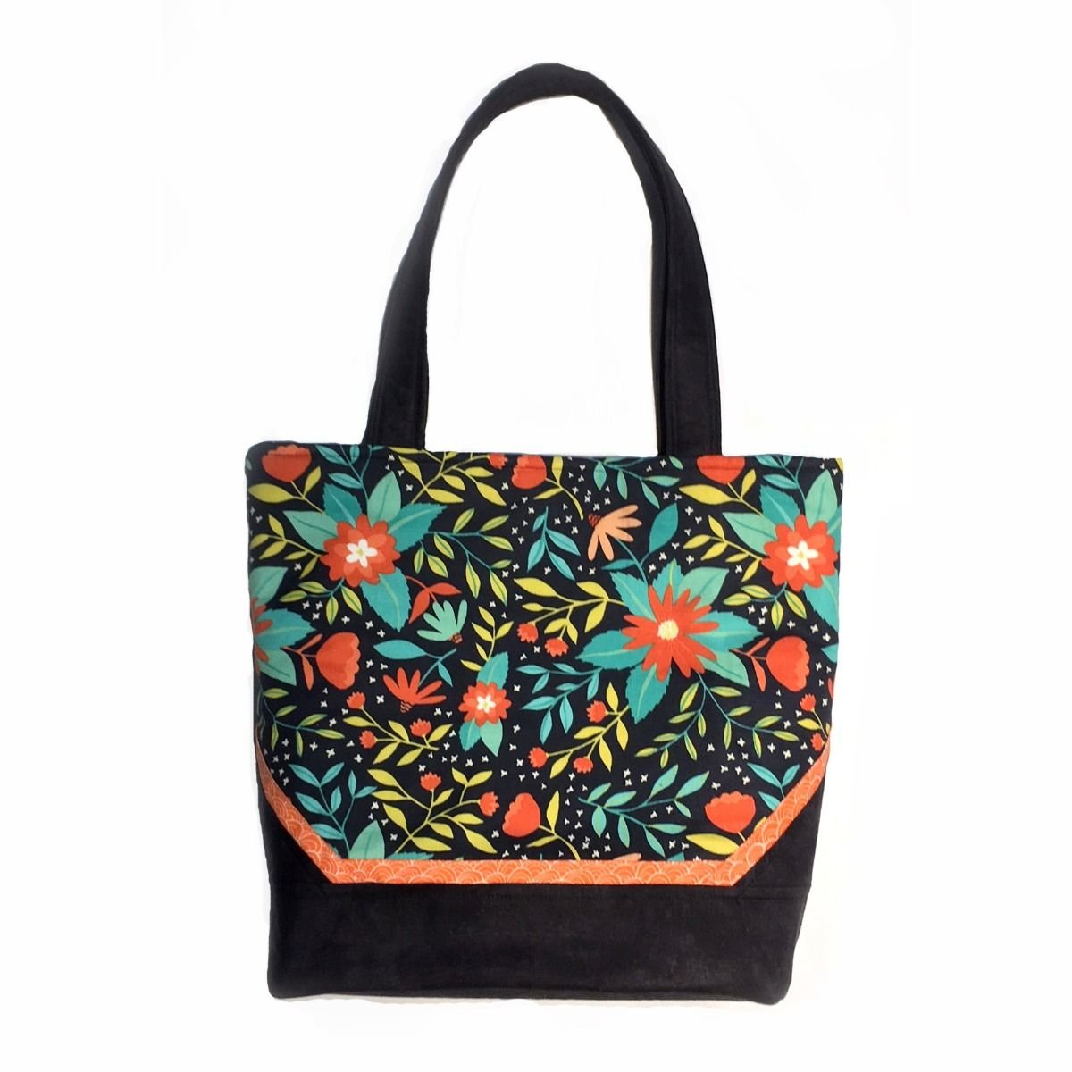 Capri Carryall Midnight Garden Bag Kit