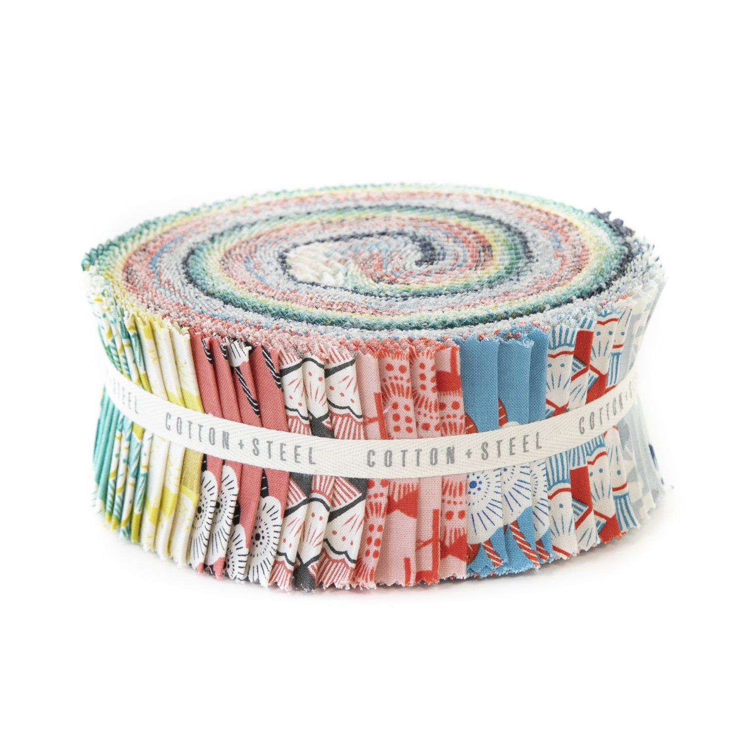C + S 2.5  Basics Strips Jelly Roll