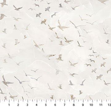 Swept Away Flying Sea Gulls Neutral