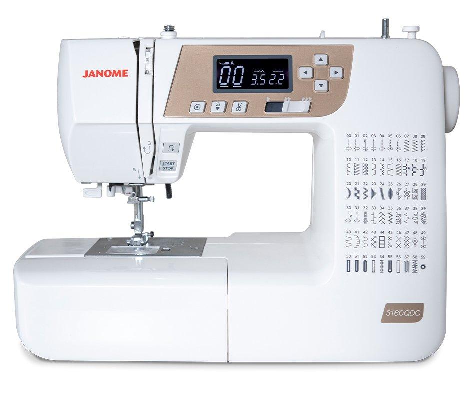 Janome 3160QDC-T Sewing Machine