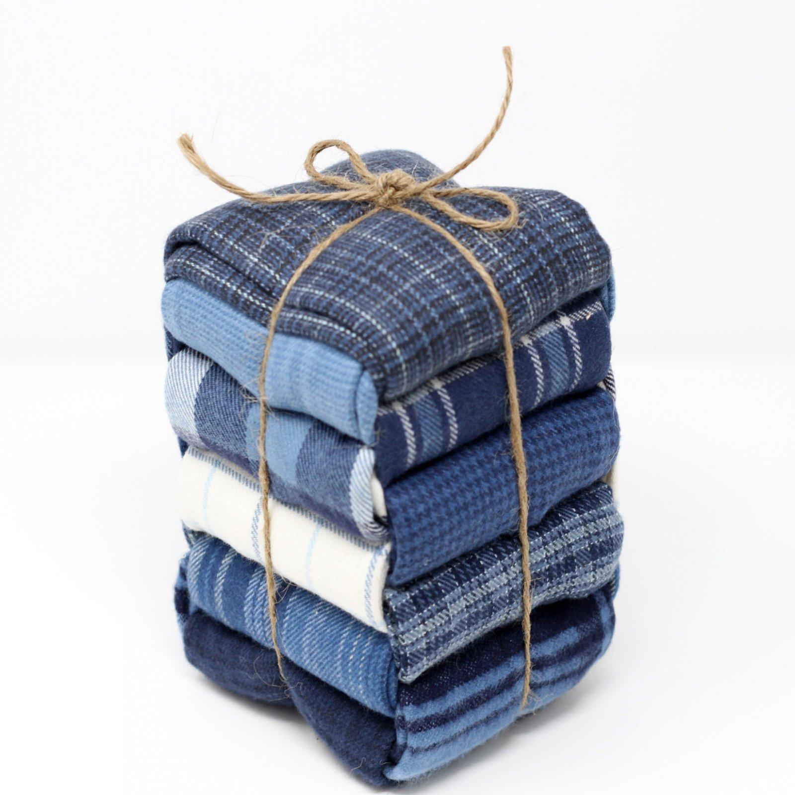 10 FQB Primo Flannel Blues