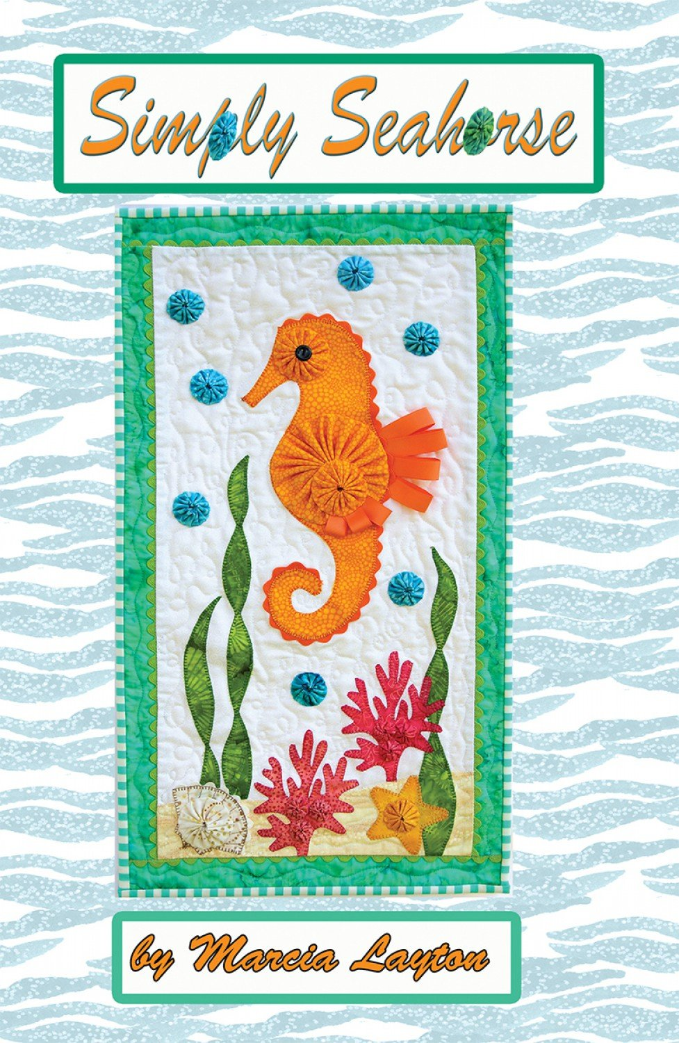 Simply Seahorse Wall Hanging Pattern