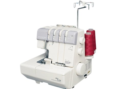 Janome MyLock 634D Serger Sewing Machine