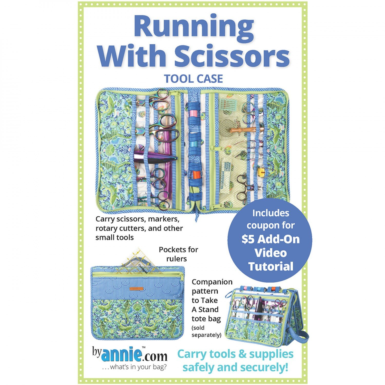 Running With Scissors Pattern