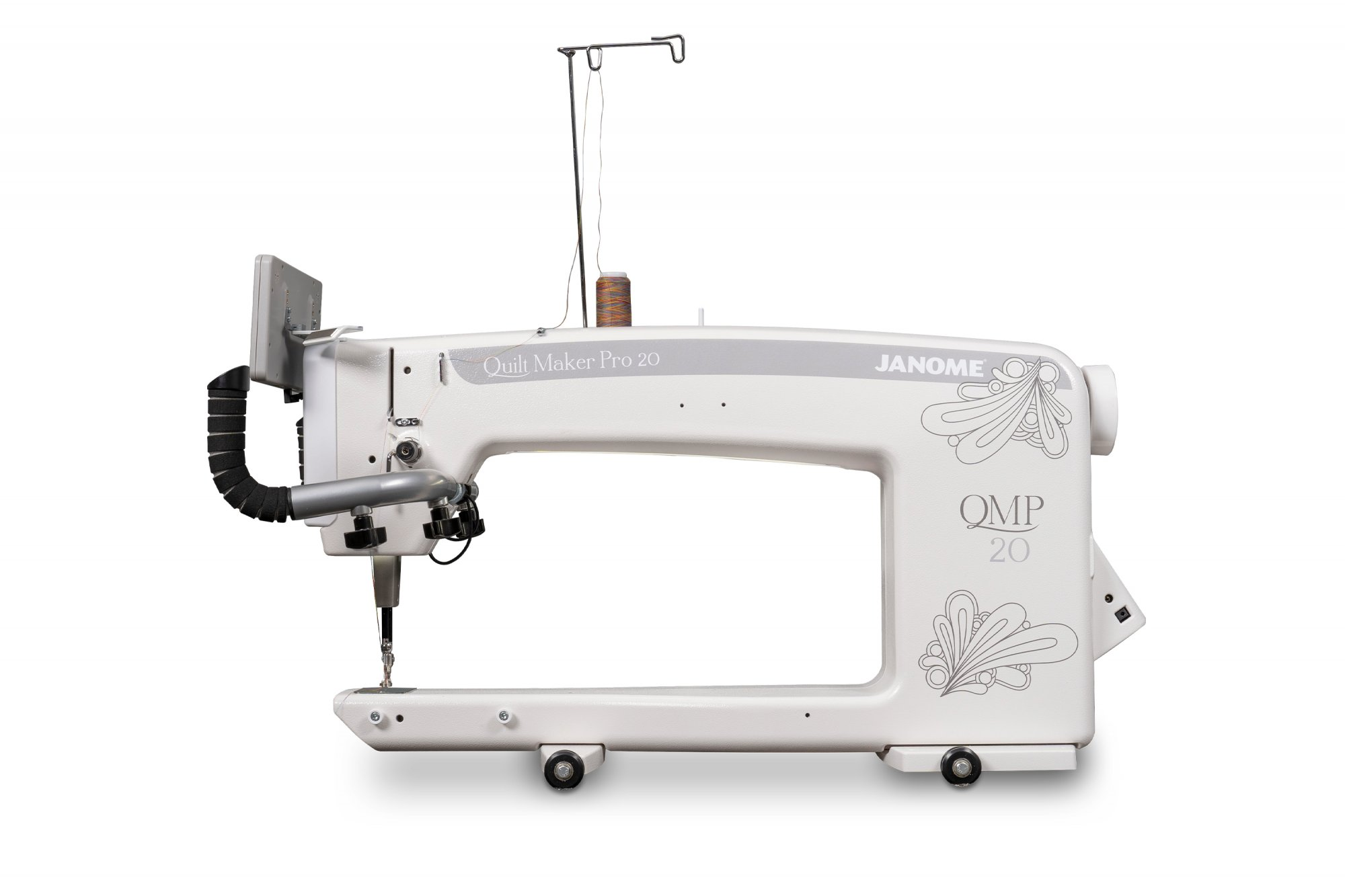 Quilt Maker Pro 20 Machine Head With Bobbin Winder