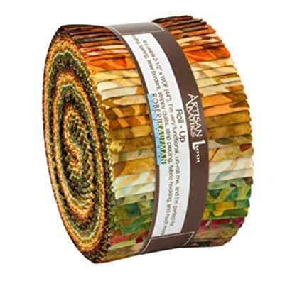 Artisan Batik Cornucopia Strips Jelly Roll