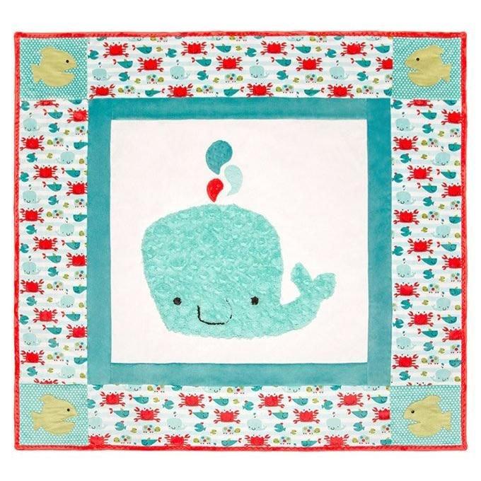 Wallie Cuddle Kit Whale