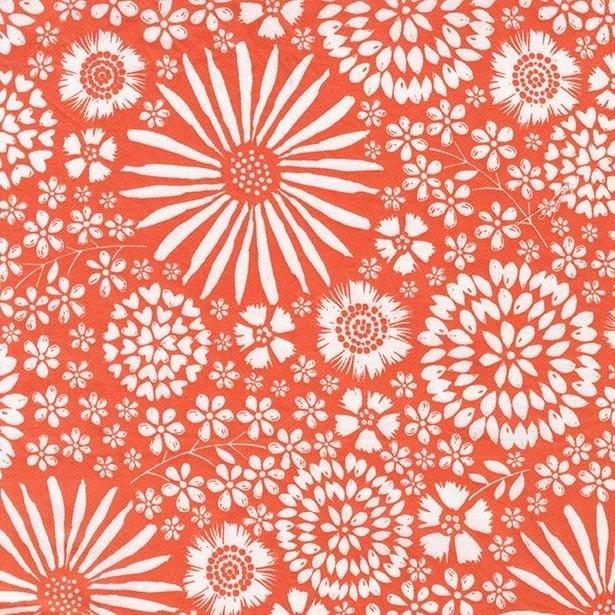 108 Flora Pop Coral Wideback WBP7405-CORA-D