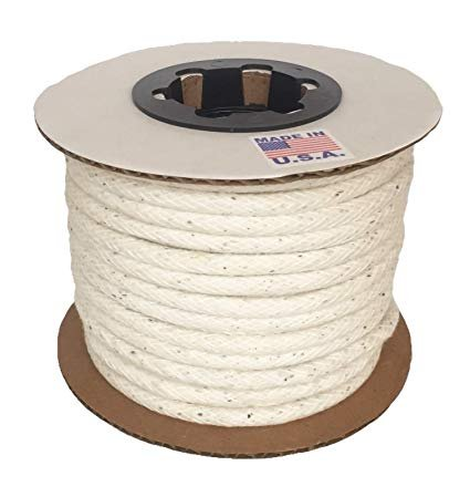 1/4 Cotton Piping Cord per yard
