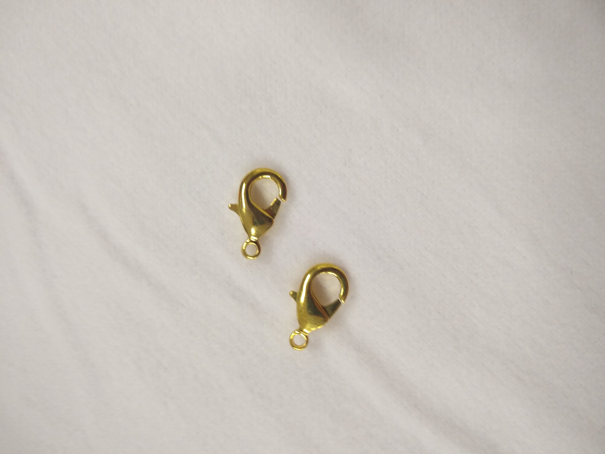 Necklace clasp-Gold